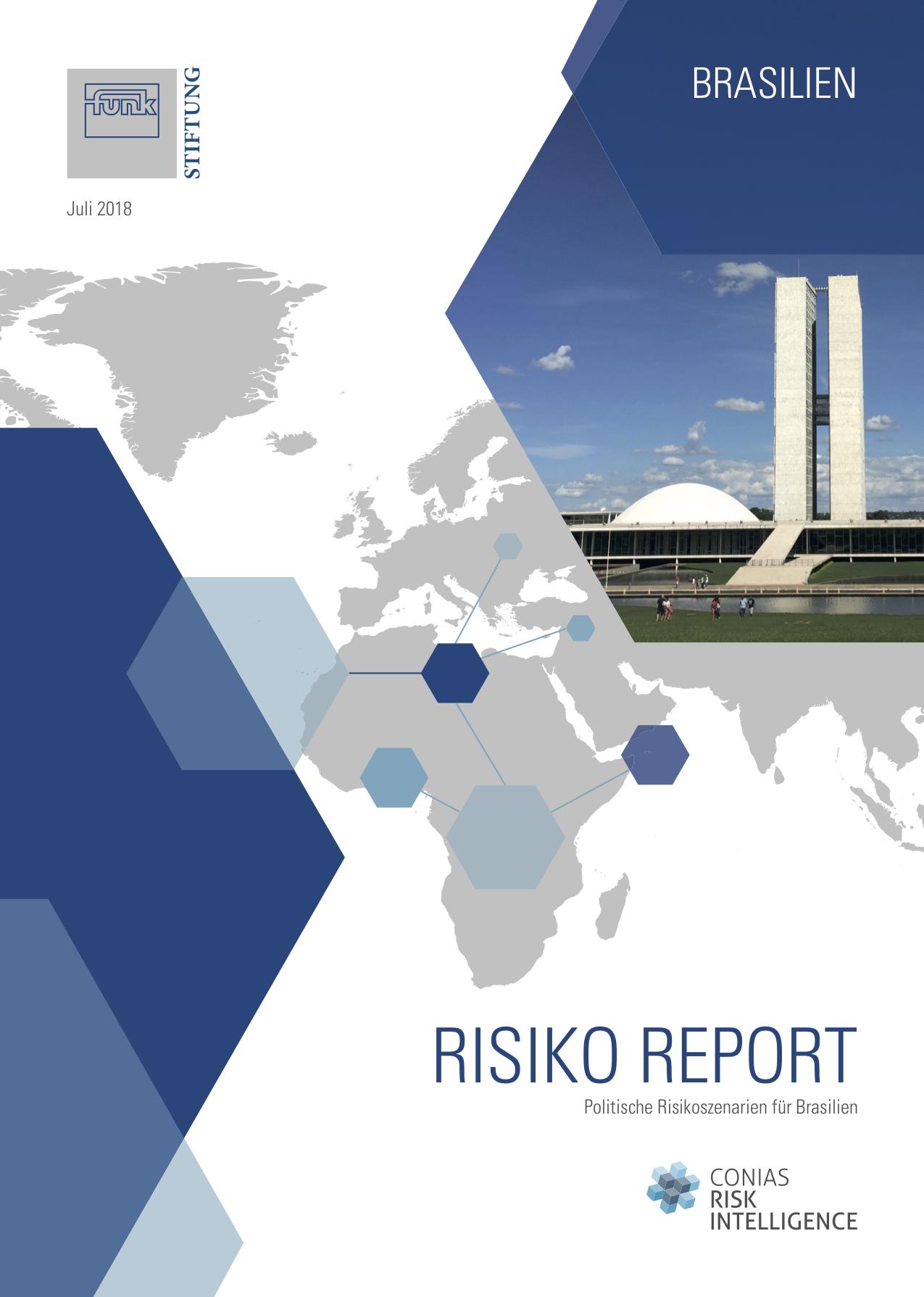 Risiko Report Brasilien