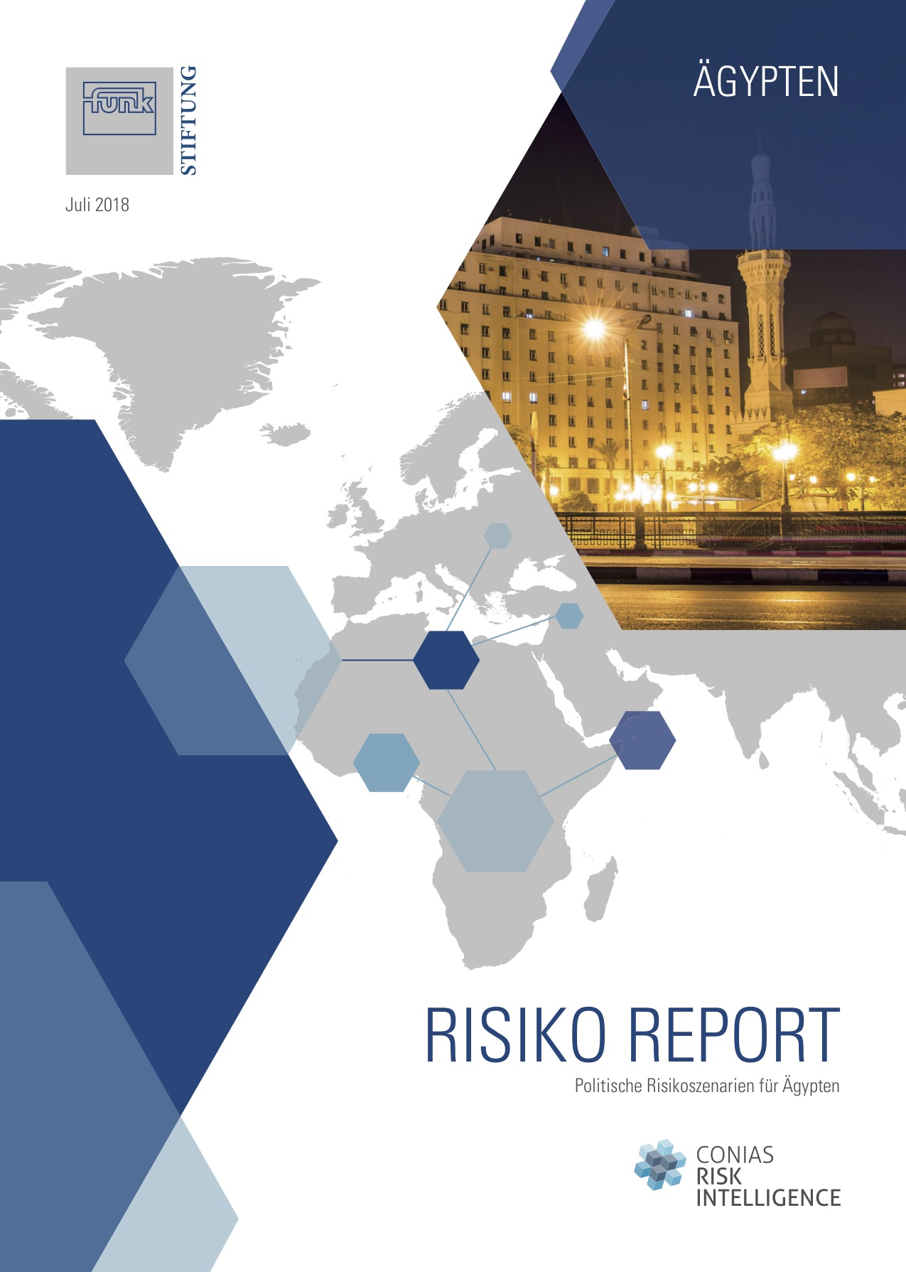 Risiko Report Ägypten