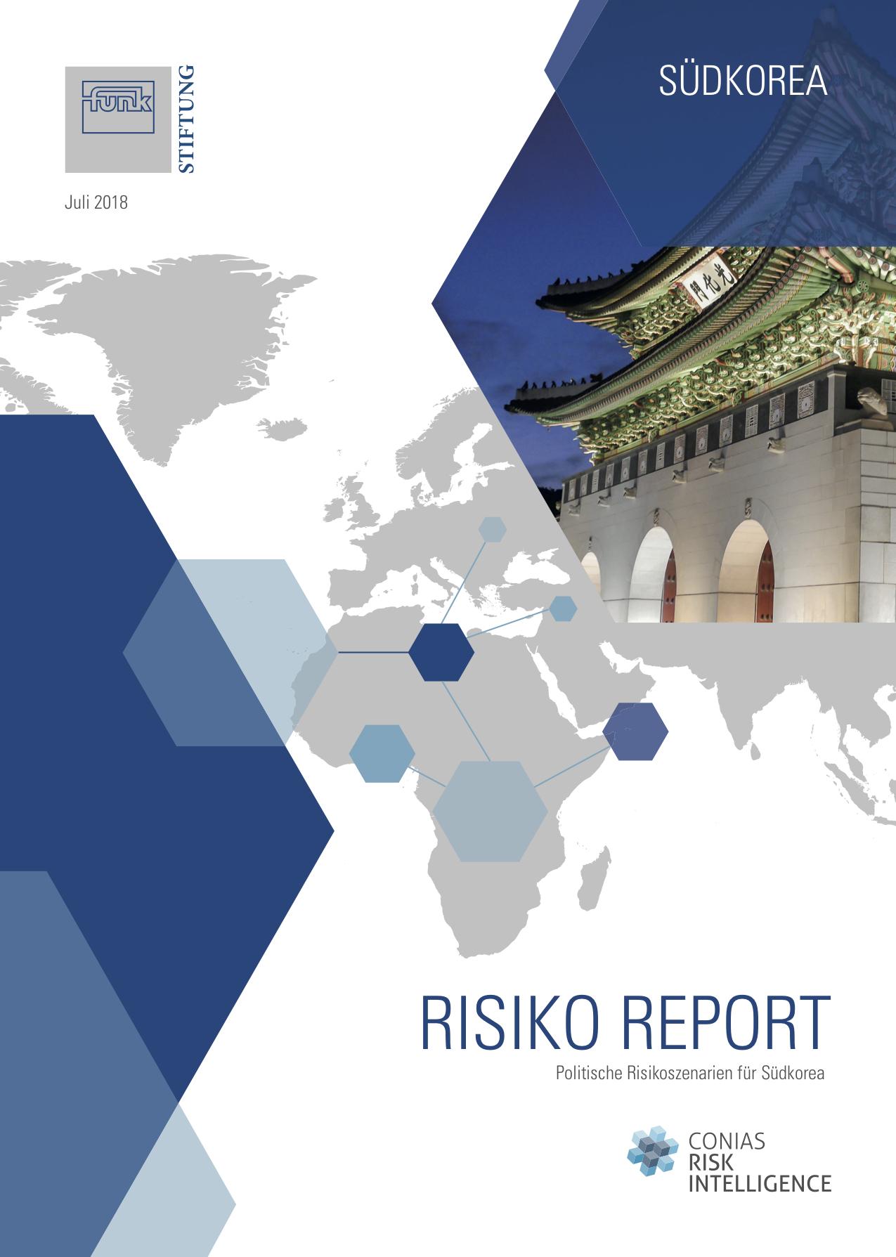 Risiko Report Südkorea
