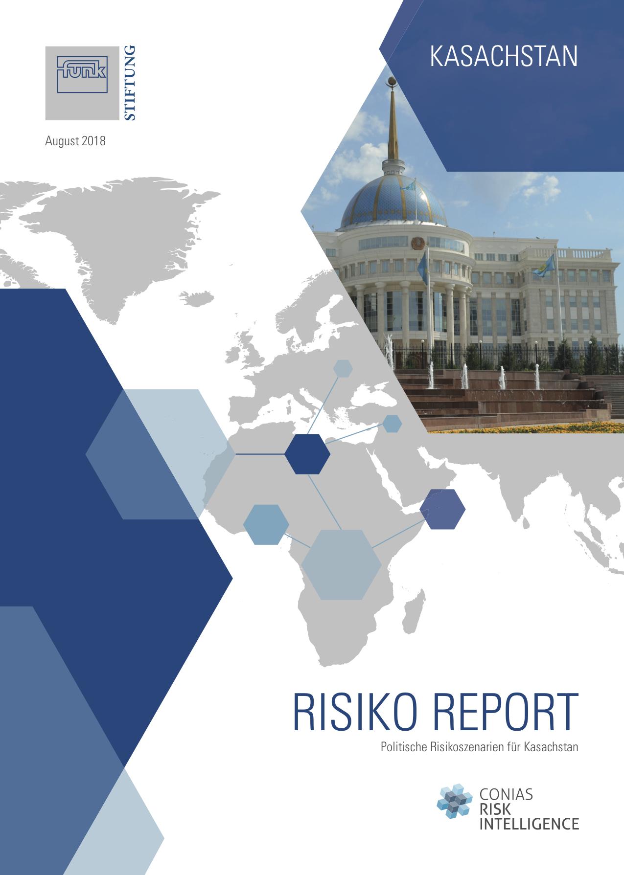 Risiko Report Kasachstan